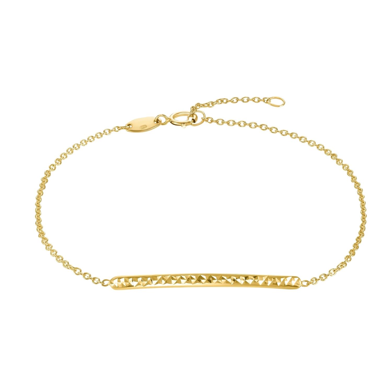 Armband für Damen, Gold 585