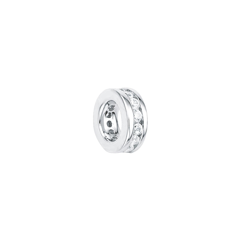 Anhänger für Damen, Sterling Silber 925, Zirkonia