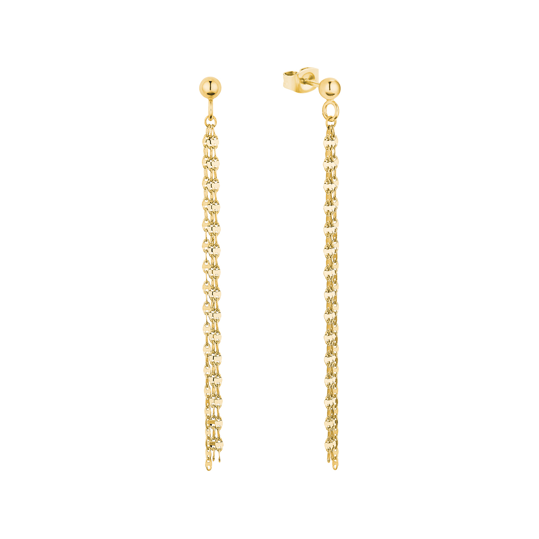 Ohrhänger Gold 375/9 ct