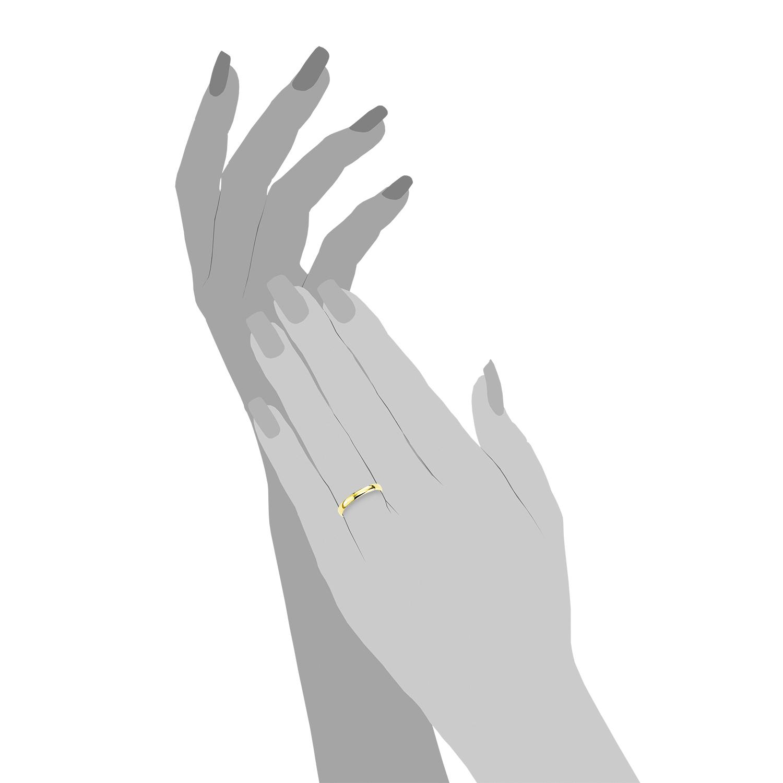 Ring für Damen, Gold 333