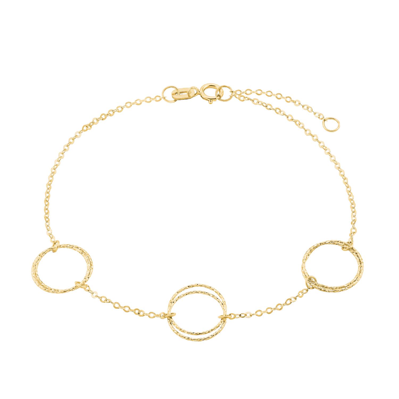 Armband Gold 375/9 ct