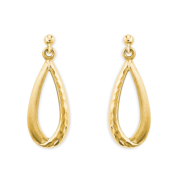 Ohrhänger Gold 585/14 ct