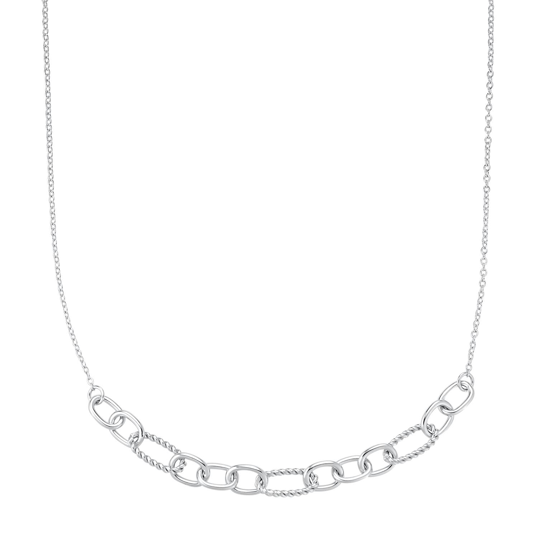 Kette mit Anhänger für Damen, Sterling Silber 925