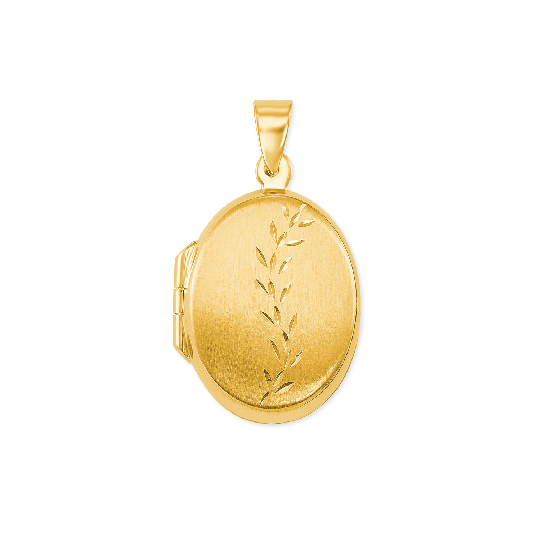 Anhänger für Damen, Gold 375