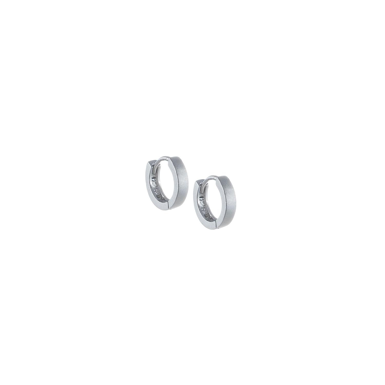 Creolen Unisex, Sterling Silber 925
