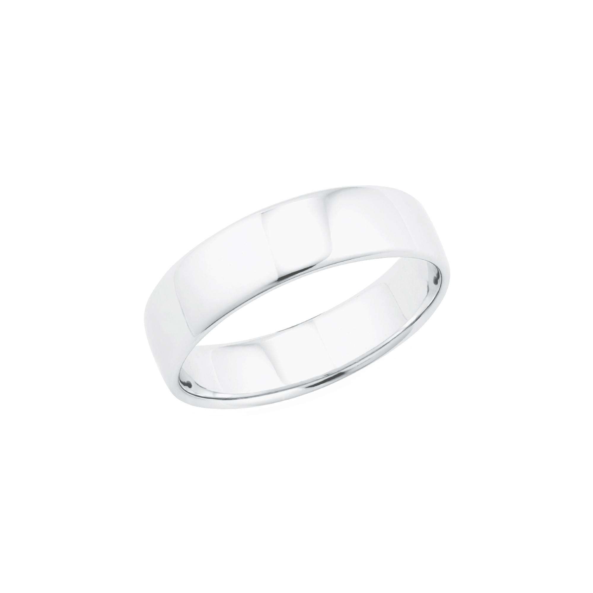 Ring Silber 925, rhodiniert