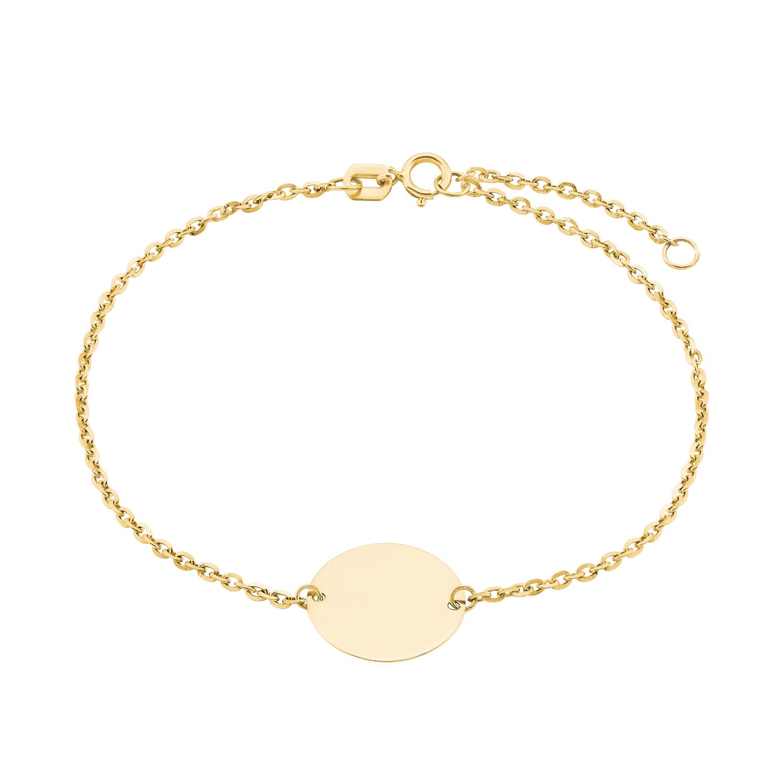 Armband für Damen, Gold 375