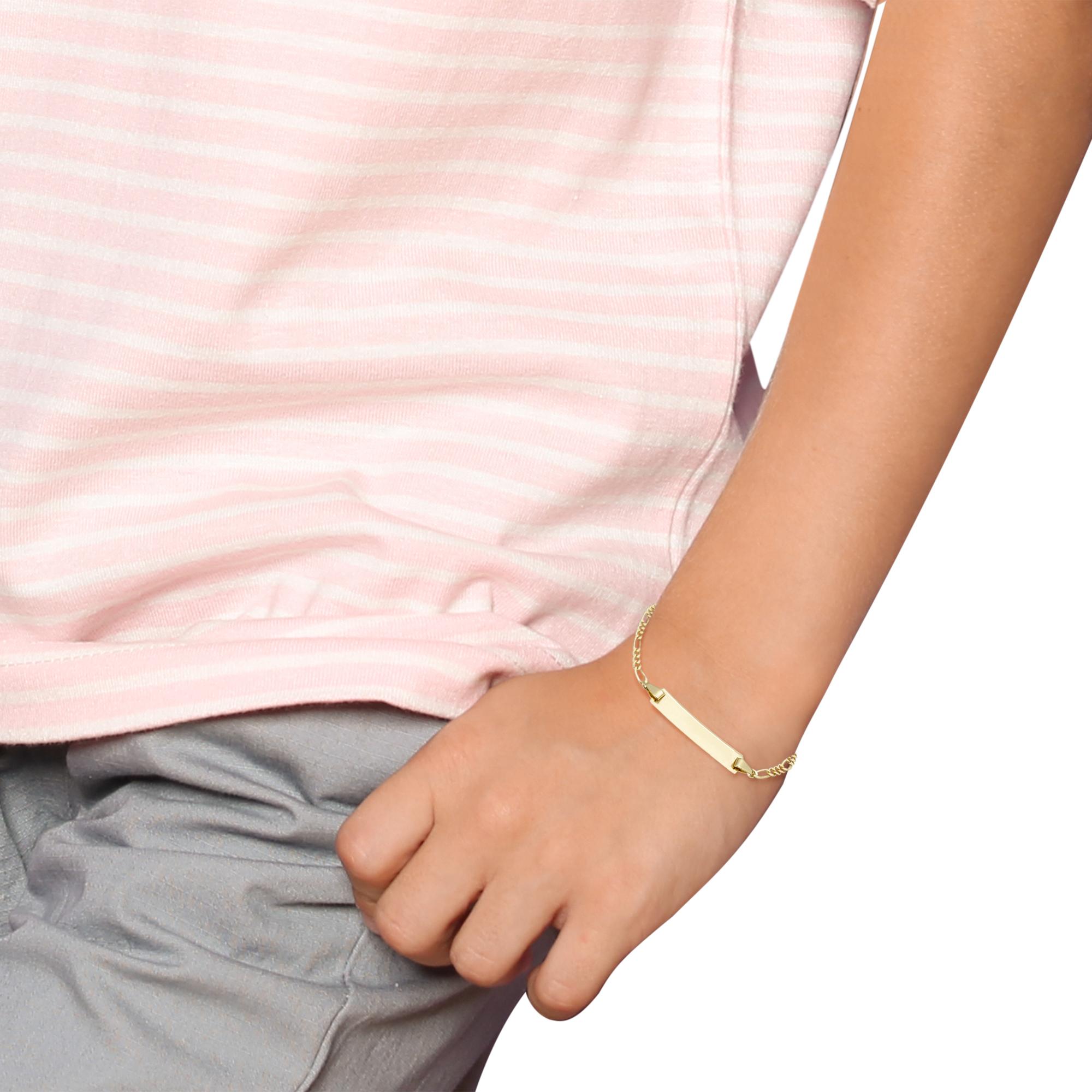 Armband für Mädchen, Gold 375