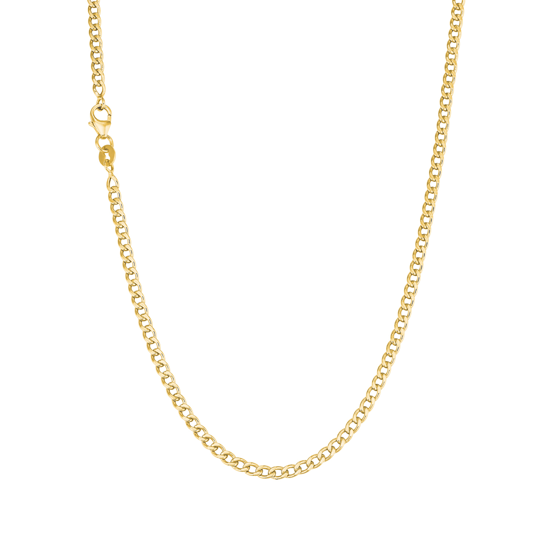 Collier Unisex, Gold 375