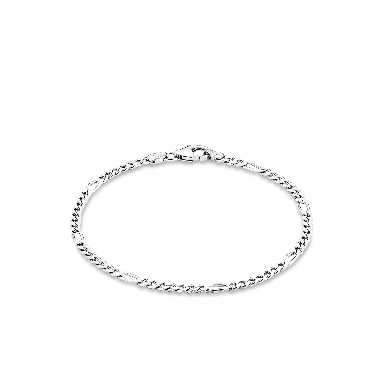 Armband Silber 925, rhodiniert