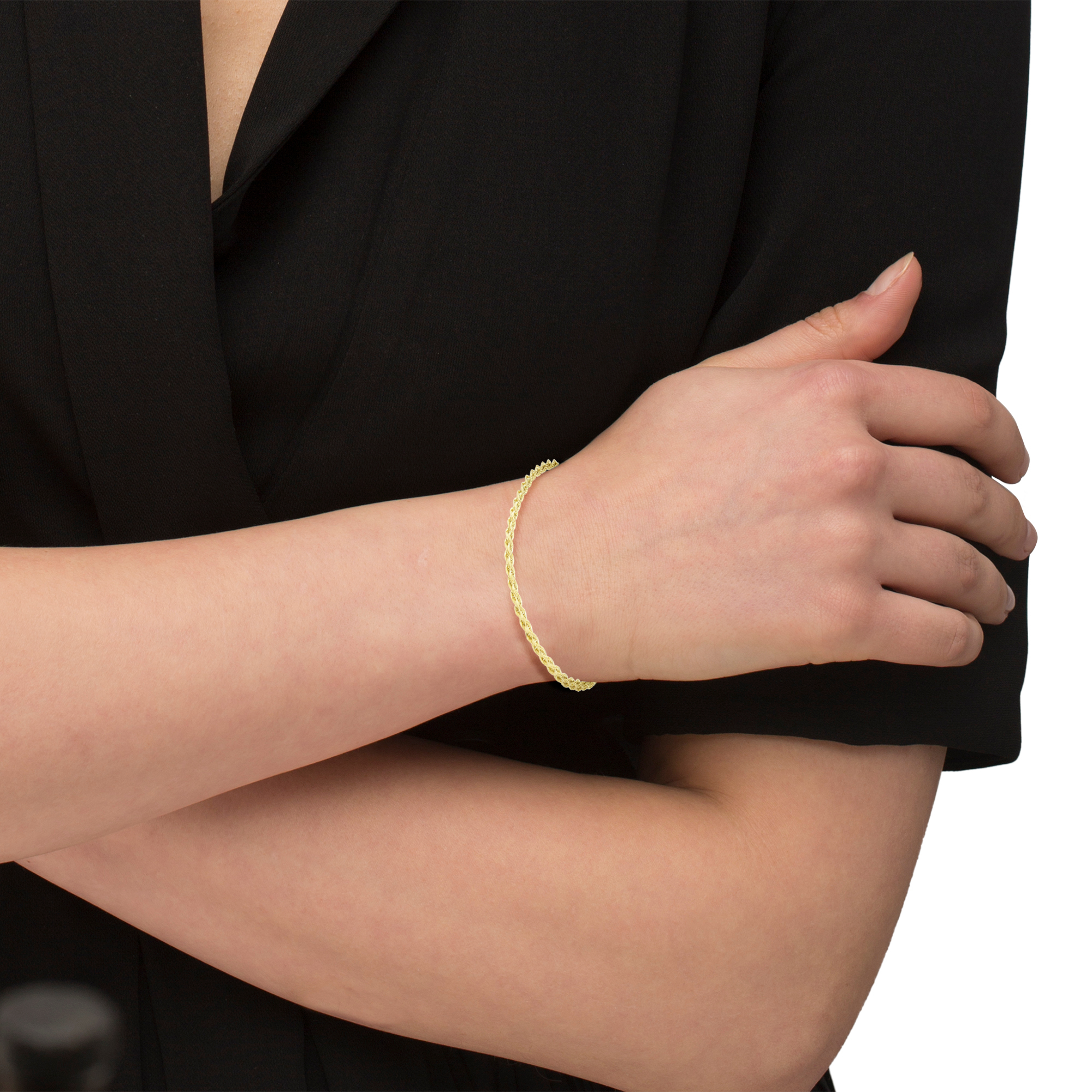 Armkette Gold 375/9 ct