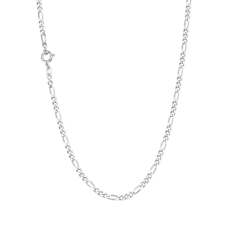 Collier Silber 925, rhodiniert kein Motiv