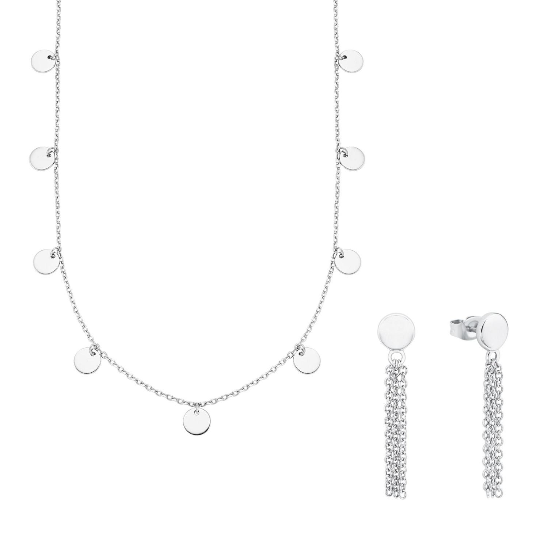 Set für Damen, Sterling Silber 925