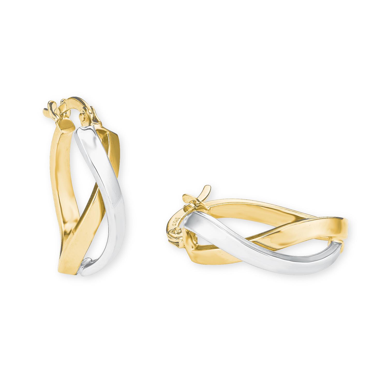 Creolen Gold 585/14 ct
